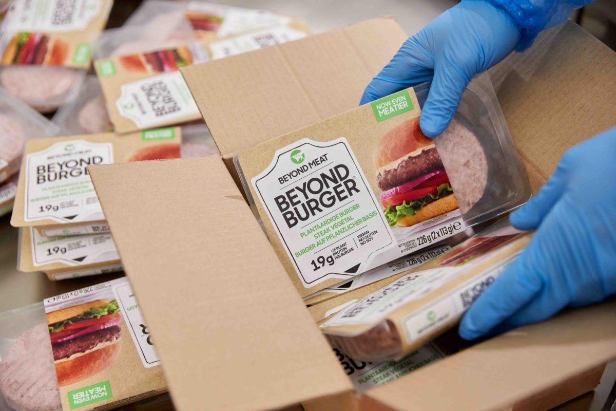 Акции Beyond Meat падают в ожидании дельта-штамма. Есть ли смысл подбирать?