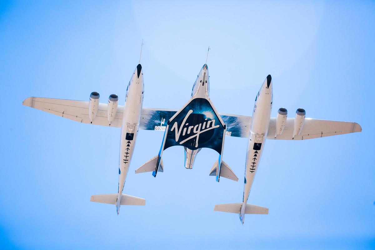 Акции Virgin Galactic за месяц упали на 31%. Спад может затянуться минимум на полгода