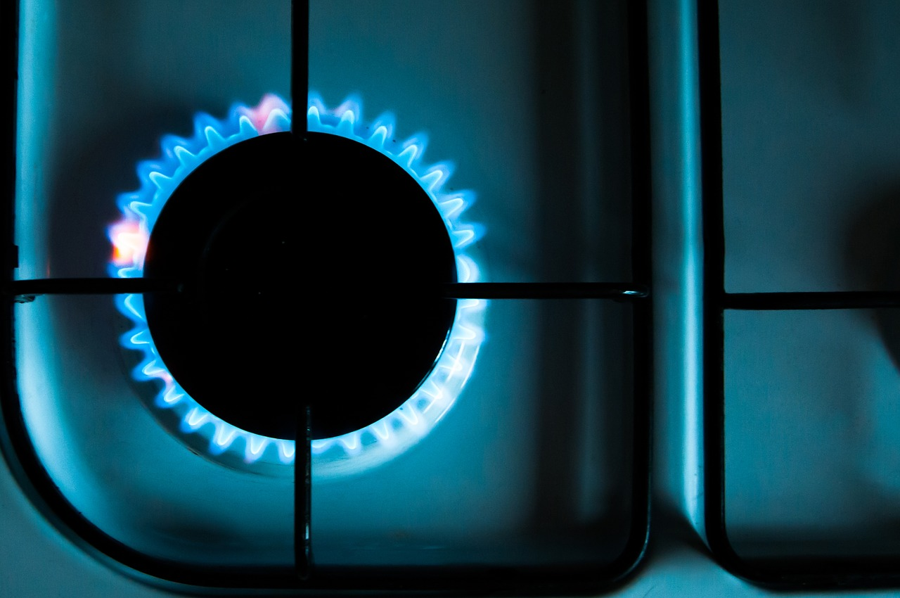 Цена на газ в Европе пробила рекордную отметку 850$. Акции Газпрома на пике