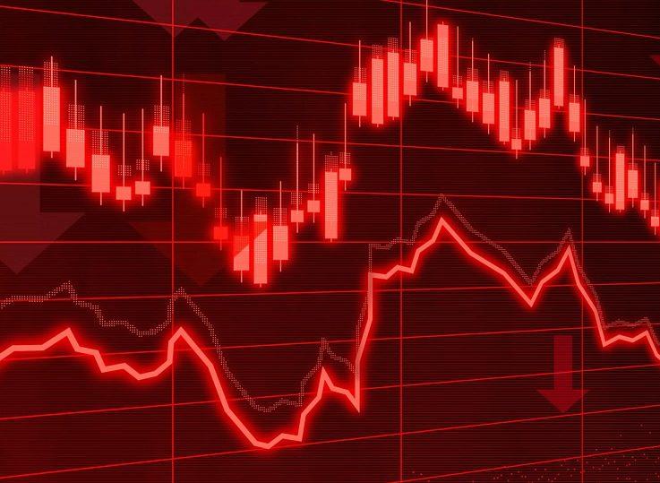 Индекс S&P 500 ушел в красную зону. Это начало большого спада?